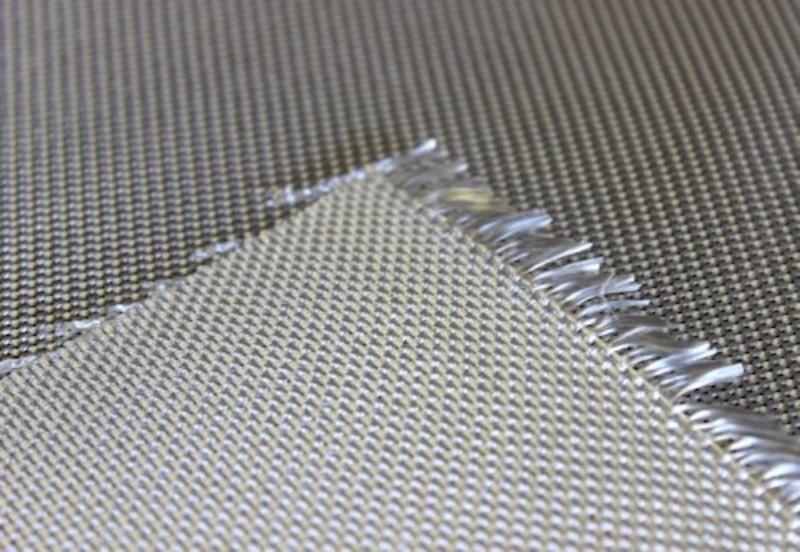 Tissu de silice